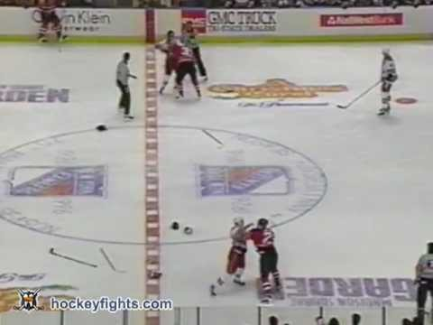 Joey Kocur vs. Reid Simpson