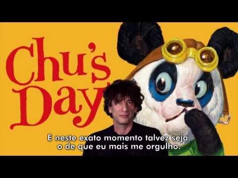 Neil Gaiman apresenta O dia de Chu - Rocco Pequenos Leitores