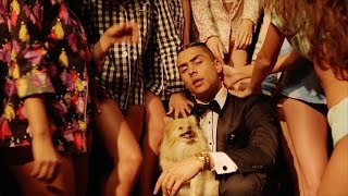 Quincy - I CAN TELL YOU feat. AL B Sure! (Official Music Video)