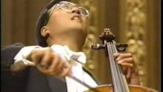 Yo-Yo Ma: Elgar Cello Concerto, 2nd mvmt