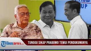 Mudrick Sangidoe Tunggu Sikap Tegas Prabowo Subianto Temui Pendukungnya