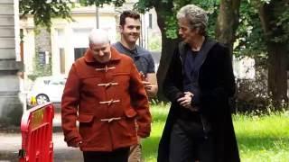 Matt Lucas et Peter Capaldi (27/06/2016)