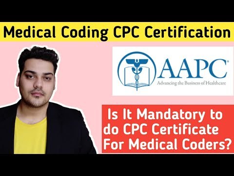 Medical Coding CPC Certification   AAPC CPC Exam - YouTube