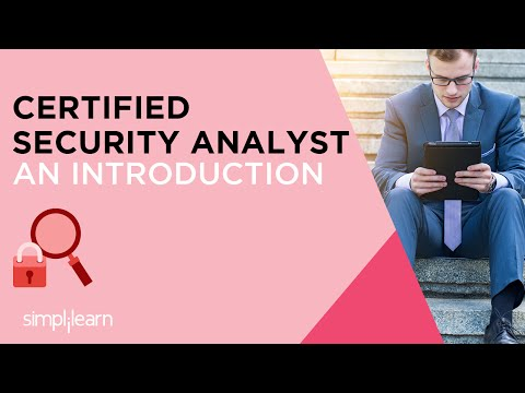 Introduction to EC-Council Certified Security Analyst Certification ...