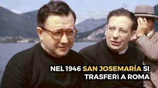 La storia dell'Opus Dei in Italia in un minuto