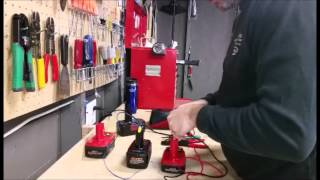 """Fixing"" Li-ion Batteries that wont take a charge"