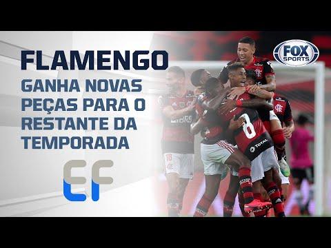 FLAMENGO: O MELHOR ELENCO DO BRASIL GANHOU REFORÇOS! | Expediente Futebol