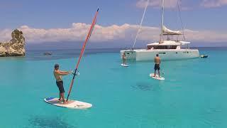 Highfield OM 390 - Aurous Catamaran - Lagoon 52