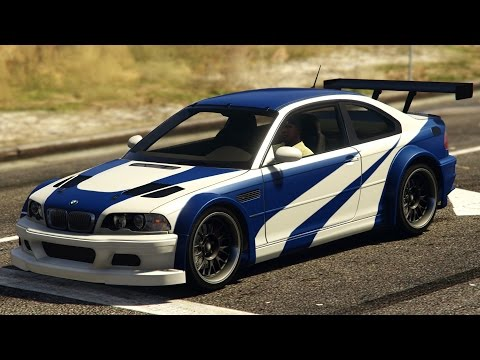 bmw m3 gtr e46 most wanted gta5. Black Bedroom Furniture Sets. Home Design Ideas