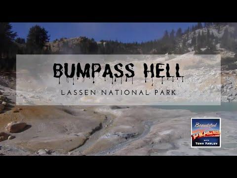Lassen National Park, CA: Bumpass Hell