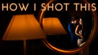 How I Shot This  - Simple Off Camera Flash Tutorial For Wedding Photographers
