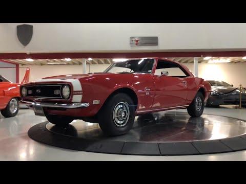 1968 Chevrolet Camaro SS (CC-1432486) for sale in Rancho Cordova, California