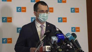 Voiculescu: România pierde viteză în mod periculos la capitolul vaccinare, deşi a început bine