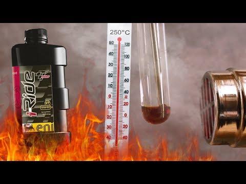 Agip eni i-Ride MotoGP 4T 10W60 Jak czysty jest olej silnikowy?