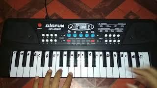 Happy Birthday BigFun Piano Song