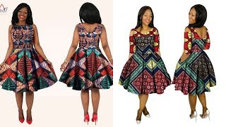 💘💜 2020 SUPER TRENDIEST #AFRICAN SHORT DRESSES: BEST FLAWLESSLY COLLECTIONS OF AFRICAN DRESSES