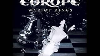 EUROPE  -WAR OF KINGS  New  2015  single!