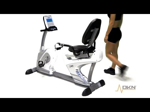 DKN RB-3i Recumbent Exercise Bike - Review