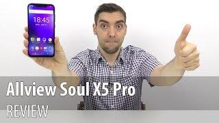 Allview Soul X5 Pro Review (Flagship Allview cu breton, cameră duală, AI, AVI)