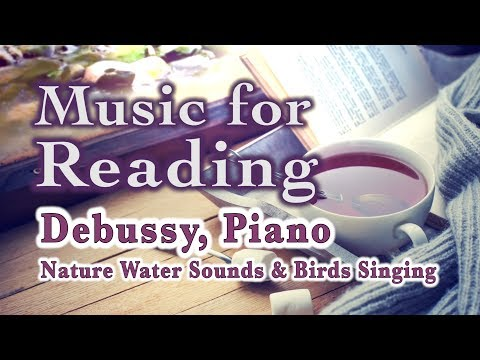 Music for Reading -Piano-Debussy, 1HOUR Classical Music for Studying