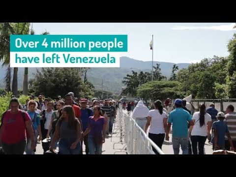International solidarity conference on the Venezuelan refugee and migrant crisis opening video