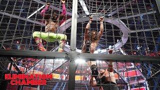 Kofi Kingston ignores Daniel Bryan's pleas for mercy: WWE Elimination Chamber 2019 (WWE NetworK)