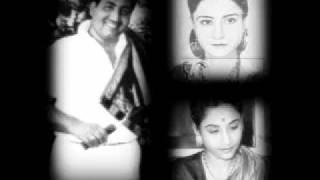 Film Kisi ki yaad mein 1950 Kabhi ye sath na choote Singers