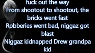 50 Cent - Curtis 187 (Lyrics)
