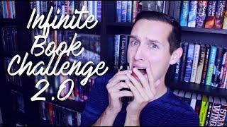 INFINITE BOOK CHALLENGE 2.0