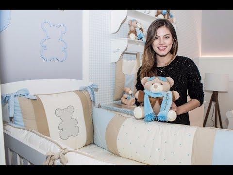 Bruna Hamú apresenta o quarto do Julinho