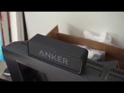 , title : 'Anker SoundCore Review'