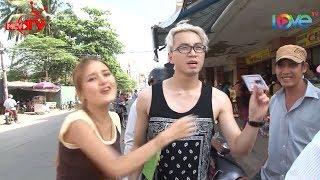 Người lạ ơi Karik cùng bạn gái Thái Lan hoang mang tột độ khi phải cưỡi bò 😅