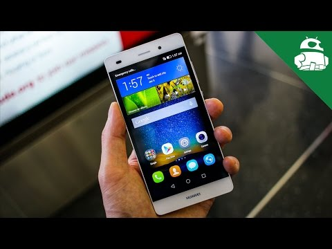 Huawei P8 LITE Hands On!