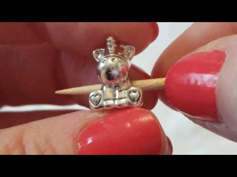Bruno the unicorn pandora charm review (bracelet collection)