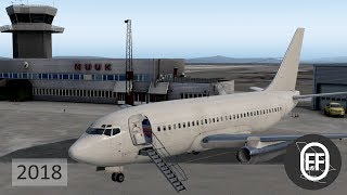 XP11 Amazing Realism! ULTIMATE 737-900ER Out of Corfu - Most