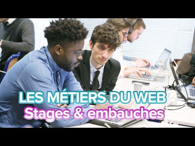 Espace Pro Stages Projets Hetic Ecole Du Web Paris