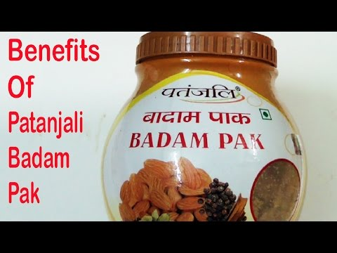 , title : 'Benefits Of Patanjali Badam Pak🥜🥛 &  Review - बादाम पाक के फायदे'