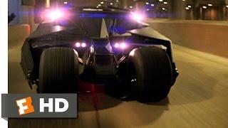 Tumbler Chase (Movie Clips) - Batman Begins