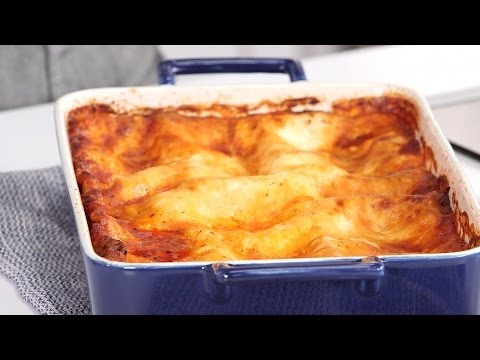 Extra-Easy Lasagna with Robby Melvin | Southern Living