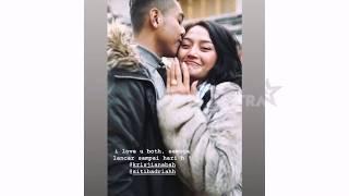 Gambar cover Romantis, Siti Badriah DILAMAR Kekasih di Korea