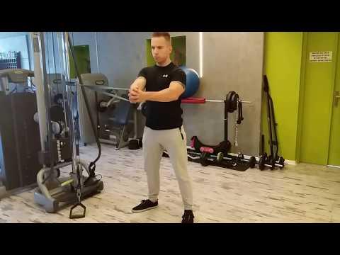 Ćwiczenia na mięśnie brzucha i pleców
