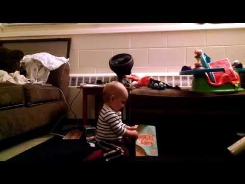 Hjelp, babyen fikk musikkort til ettårsdagen