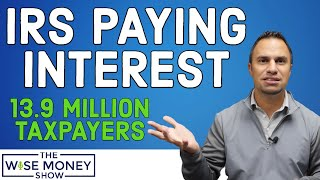 IRS Paying Interest on Tax Refunds