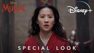 Start Streaming Friday | Mulan Special Look | Disney+