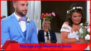 Mariés Au Premier Regard 3 : Mariage Pour Maxime Et Sonia