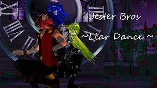 MMD Creepypasta Liar Dance (Jester Bros)