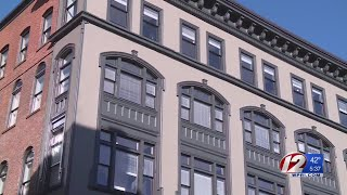 New Loft Apartments Take Over Historic Building In Downtown Providence