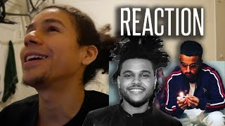 NAV - Some Way ft. The Weeknd MUSIC VIDEO REACTION!!