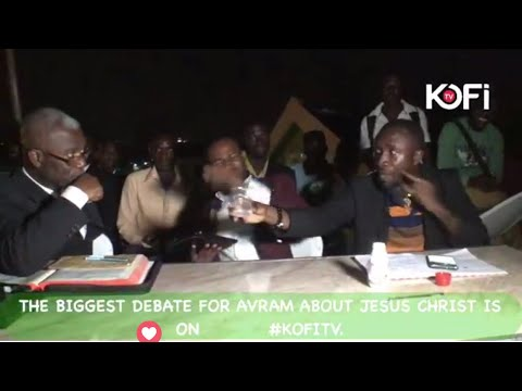 Download AVRAHAM BEN MOSHE TRIES TO POISON PASTOR ON LIVE DEBATE HD Mp4 3GP Video and MP3