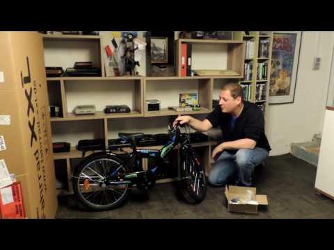 Fahrrad XXL Unboxing - Paul 35.5